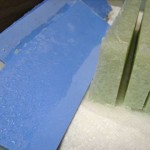 Wet Soap Mold Liners and Soap