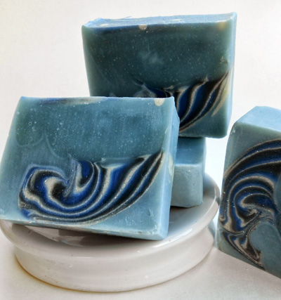 Fresh Snow Soap by Tenth Avenue Soapworks