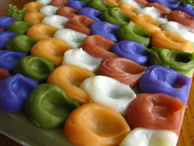 Petal Soap Test Batch by Great Cakes Soapworks