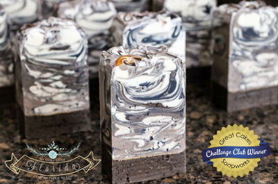 Coffee Soap by Handmade in Florida