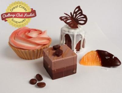 Mini Desserts Soaps by Soap Techniques