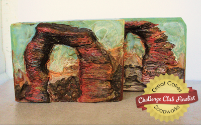Arches Soap by Lisa's Natural Herbal Creations