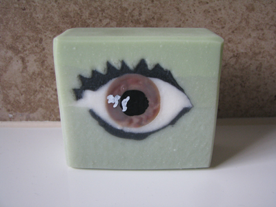 Eye Soap by Great Cakes Soapworks