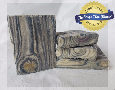 Reclaimed Wood soap by Homely Animal