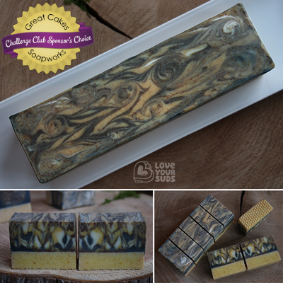 Beekeeper soap by Love Your Suds