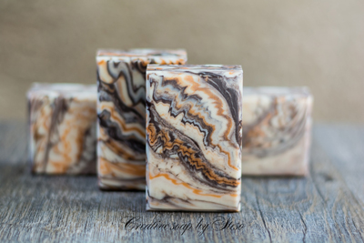 Cosmic Wave soap by Creative Soap by Steso