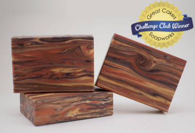Soap Challenge Club Wood Grain Winners