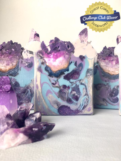 Cold Process + Melt & Pour Soap Design Winners
