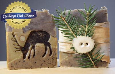 Rustic Soap & Packaging Challenge Winners
